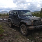 Introducing Matt's 2007 Jeep Wrangler