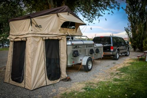 Solving The Rooftop Tent Dilemma Sort Of The Nooblanders