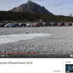 Video debut: Cochrane Toyota Spring Tacoma Off Road Event