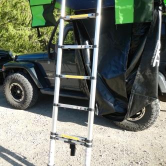 Summit series telescoping ladder